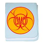 NO GMO Bio-hazard baby blanket