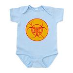 NO GMO Bio-hazard Infant Bodysuit