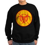NO GMO Bio-hazard Sweatshirt (dark)