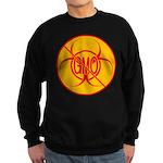 NO GMO Bio-hazard Sweatshirt (dark)