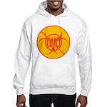 NO GMO Bio-hazard Hooded Sweatshirt