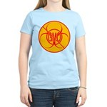 NO GMO Bio-hazard Women's Light T-Shirt