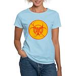 NO GMO Bio-hazard Women's Light T-Shirt