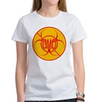 NO GMO Bio-hazard Women's T-Shirt