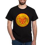 NO GMO Bio-hazard Dark T-Shirt