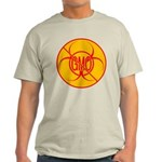 NO GMO Bio-hazard Light T-Shirt