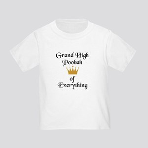 Grand High Poobah Toddler T-Shirt