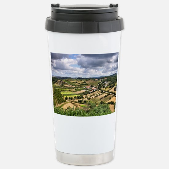 Countryside landscape of Stainless Steel Travel Mu