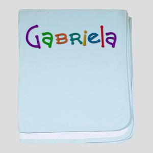 Gabriela Play Clay baby blanket