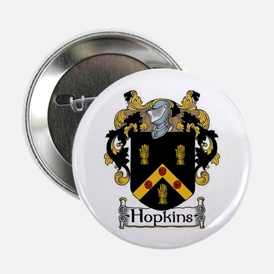 "Hopkins Coat of Arms 2.25"" Button (10 pack)"