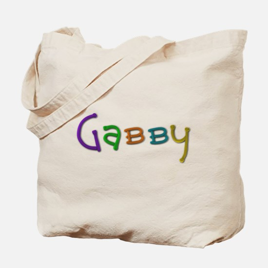 Gabby Play Clay Tote Bag