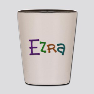 Ezra Play Clay Shot Glass