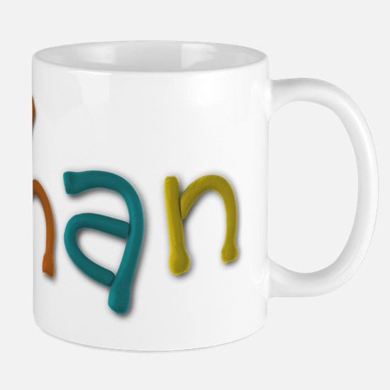Ethan Play Clay Mug