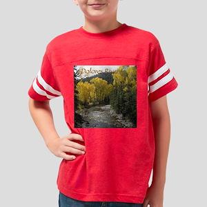 drxforksq Youth Football Shirt