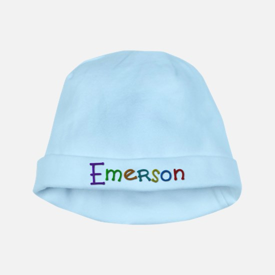 Emerson Play Clay baby hat