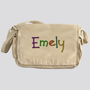 Emely Play Clay Messenger Bag