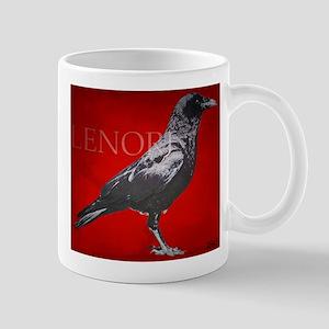 Lenore Raven Mug
