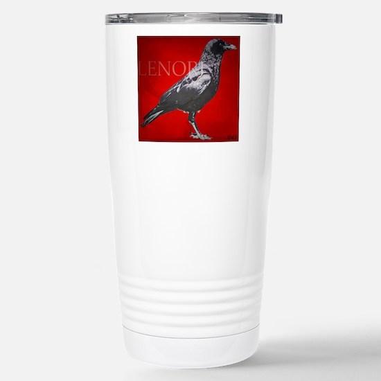 Lenore Raven Travel Mug