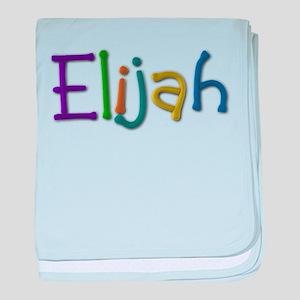 Elijah Play Clay baby blanket