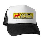 Liberal Hunt Permit Trucker Hat