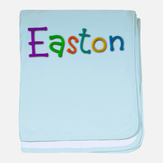Easton Play Clay baby blanket