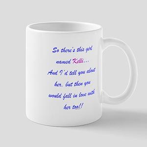 Girl Named Kelli Mug