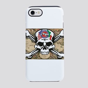ICDR PIRACY PRIDE iPhone 7 Tough Case