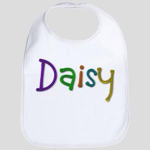 Daisy Play Clay Bib