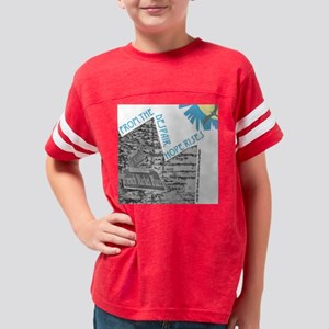 despairtohope Youth Football Shirt