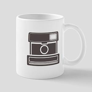 Vintage Instant Camera Mug