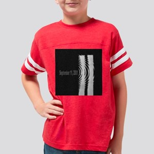 09112001_centered Youth Football Shirt