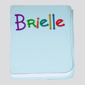 Brielle Play Clay baby blanket