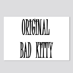 ORIGINAL BAD KITTY Postcards (Package of 8)