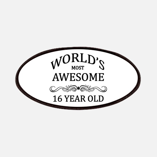 World's Most Awesome 16 Year Old Patches