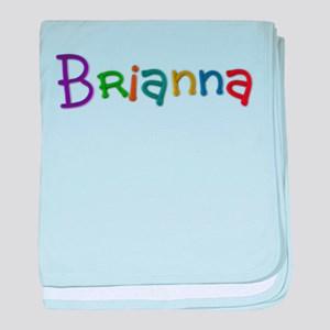 Brianna Play Clay baby blanket