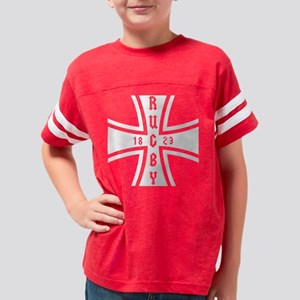 rugby27colored Youth Football Shirt