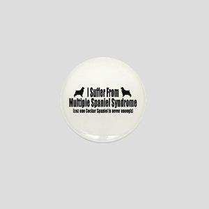 Cocker Spaniel Mini Button