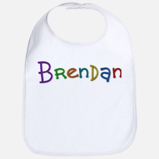 Brendan Play Clay Bib