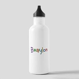 Braylon Play Clay Water Bottle