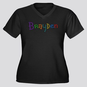 Brayden Play Clay Plus Size T-Shirt