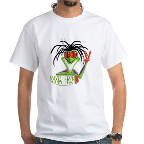 Rasta Frog T-Shirt