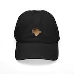 cownose ray c Baseball Hat