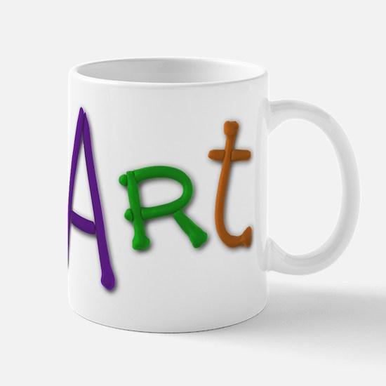 Art Play Clay Mug