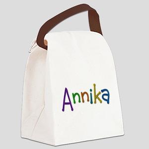 Annika Play Clay Canvas Lunch Bag