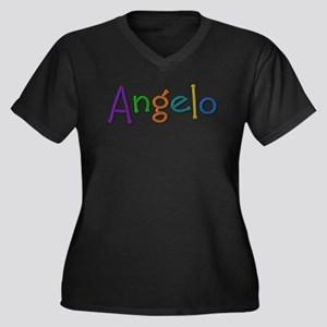 Angelo Play Clay Plus Size T-Shirt