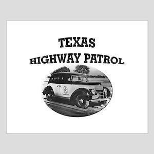 Texas Highway Patrol Posters
