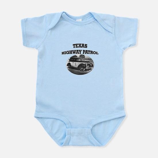 Texas Highway Patrol Body Suit