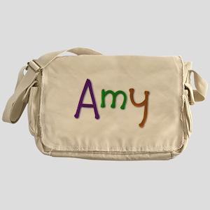 Amy Play Clay Messenger Bag