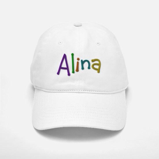 Alina Play Clay Baseball Baseball Baseball Cap