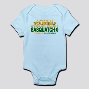Be A Sasquatch Body Suit